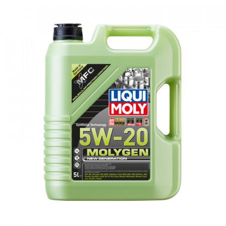 LIQUI MOLY MOLYGEN 5W-20 5L
